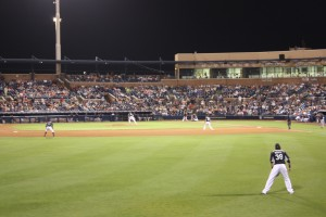 peoria sports complex, outfield