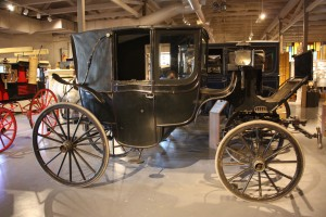frontier homestead state park museum, carriage 2