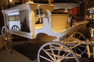 frontier homestead state park museum, carriage 4