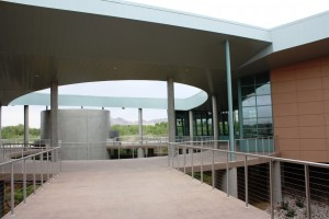 clark county wetlands park, visitor center