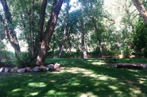 lakeside rv campground, outdoor office