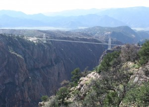 Royal Gorge, bridge