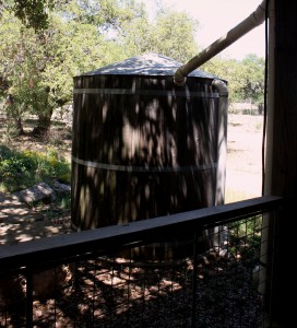cibolo nature center, barrel